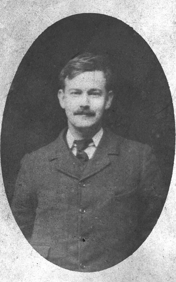 R.H. Tawney c. 1920s