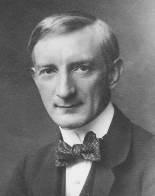 William Beveridge c 1910s. Credit: LSE Library