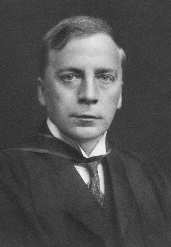William Hewins, c1900, LSE Library