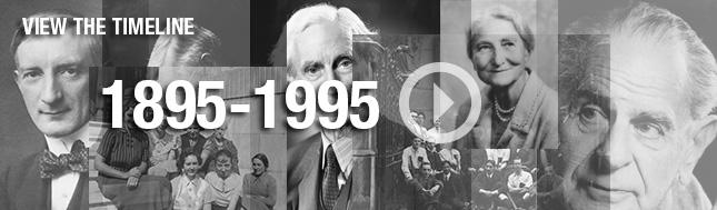 LSE history timeline: 1895 to 1995