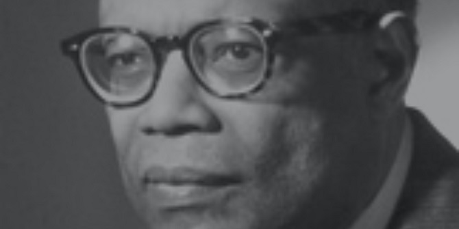 Arthur Lewis at LSE – one of our best teachers