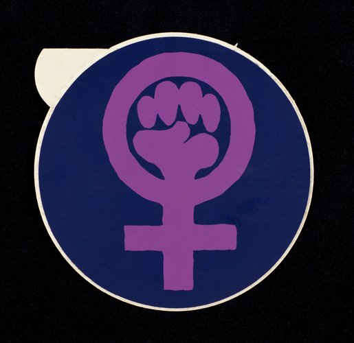 Women's Liberation Movement sticker
