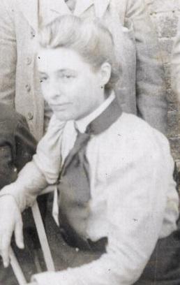 Beatrice Webb, c1900
