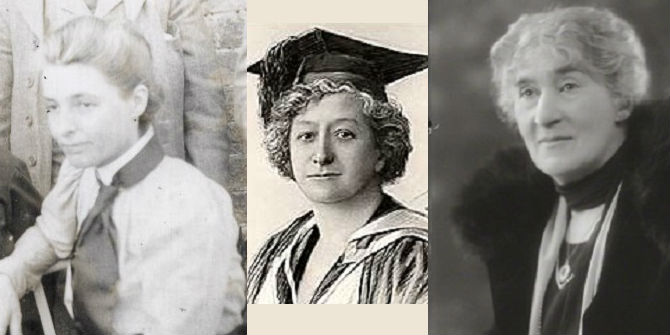 Women at the front – pioneering LSE teachers
