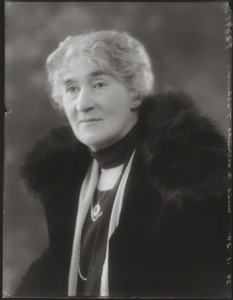 Gertrude Tuckwell. Credit: National Portrait Gallery