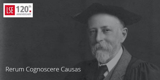 Edwin Cannan (1861-1935) – economist, local councillor and cyclist