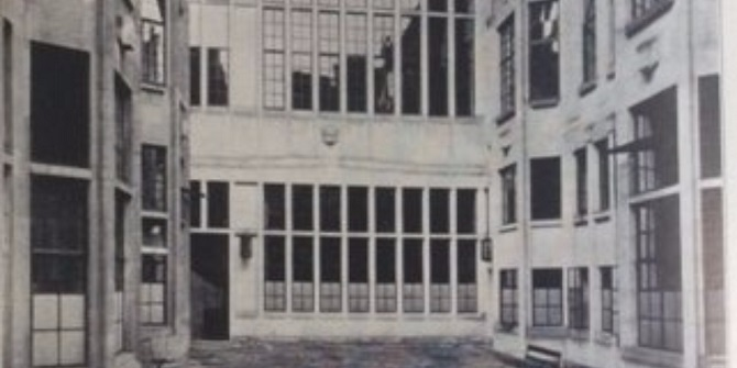 The East Building and the changing face of Houghton Street