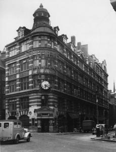 St Clement's Press exterior c1959