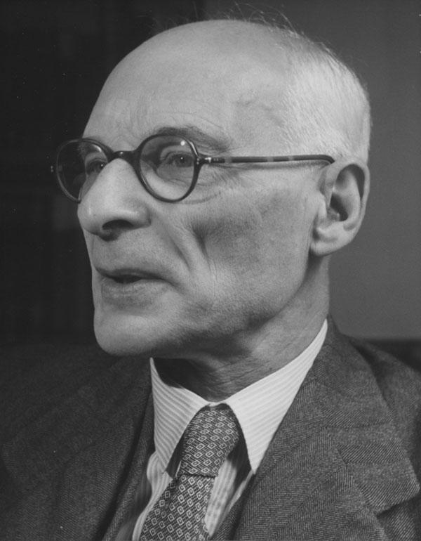 Sir Alexander Morris Carr-Saunders, c1960