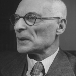 Alexander Carr-Saunders c1960
