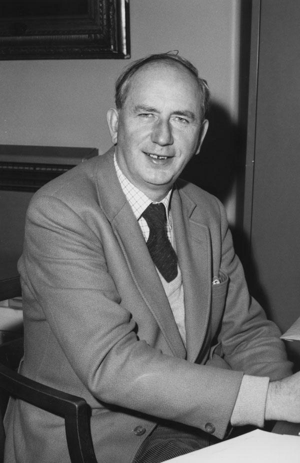 Peter Self, c1960