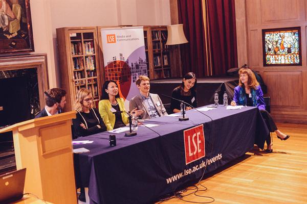 Alumni Panel-LSE Global Media