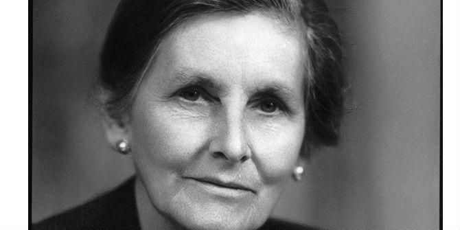 Baroness Stocks – economist and activist