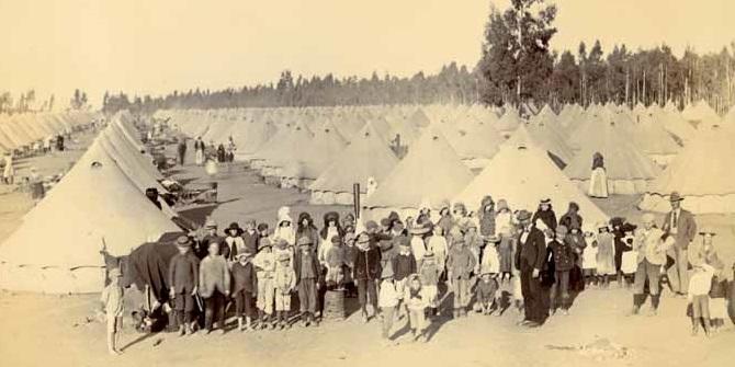 Millicent Garrett Fawcett, Lucy Deane and the Boer War