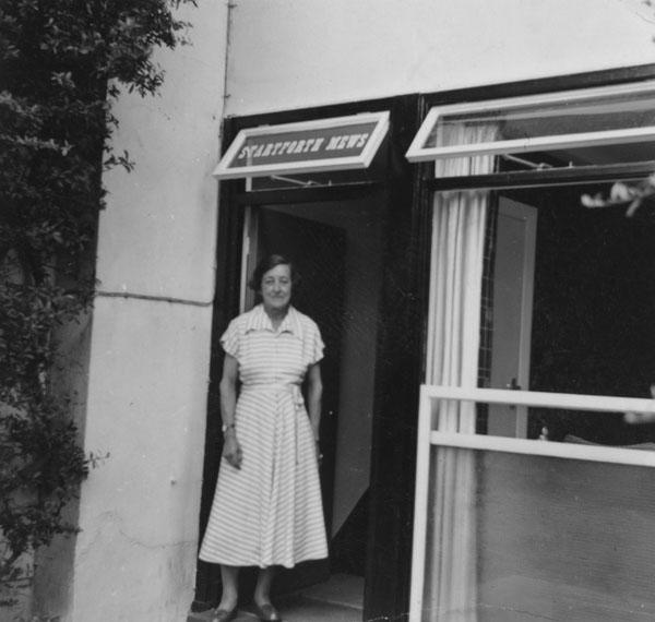 Vera Anstey in the 1950s