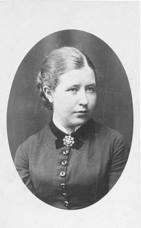Clara Collet from Leicester Chronicler