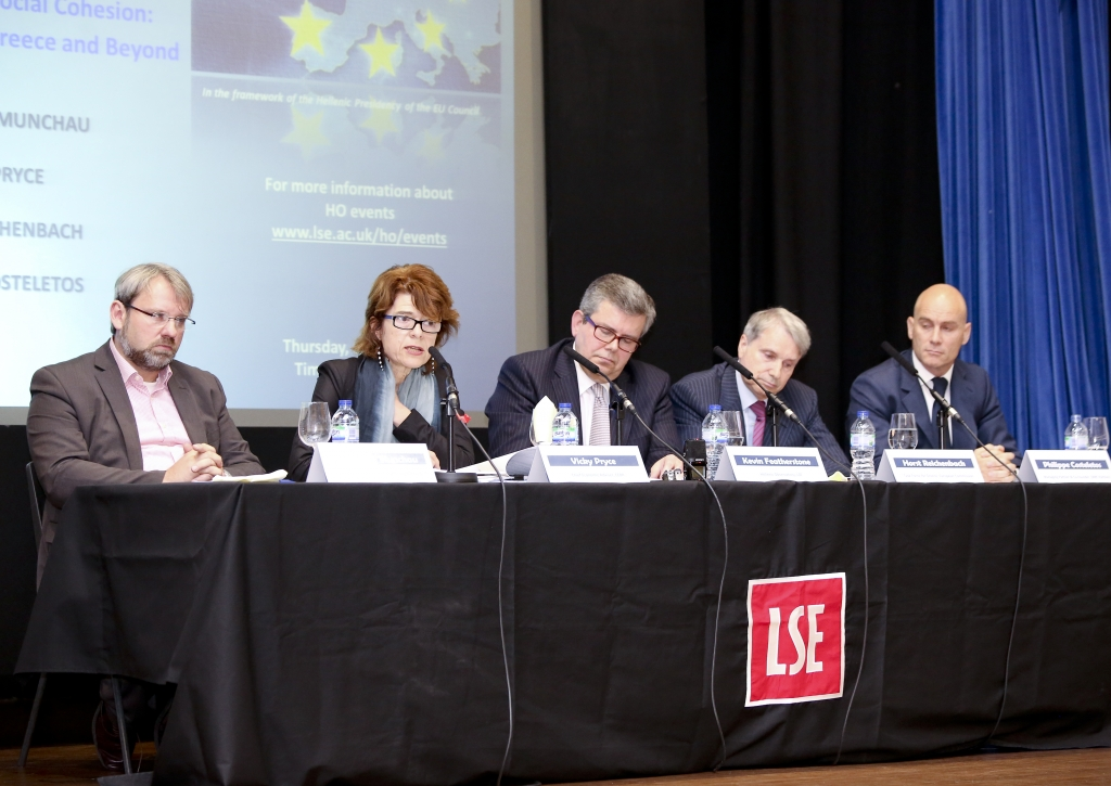 Growth and social cohesion_challenges for Greece and beyond