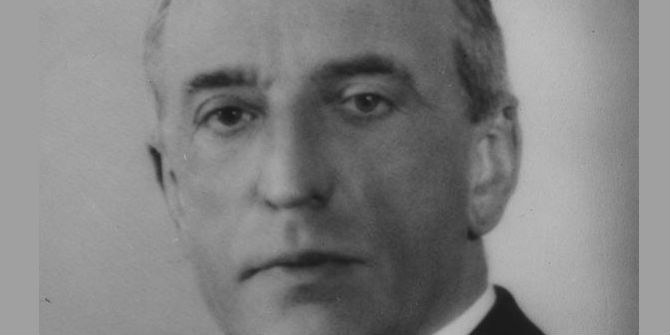 Sir Arthur Steel-Maitland – a Conservative intellectual