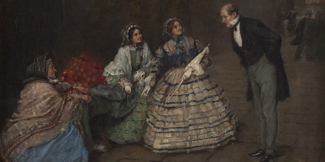 The 1866 women's suffrage petition