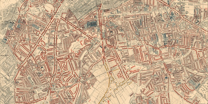 Charles Booth's London – mapping Victorian lives