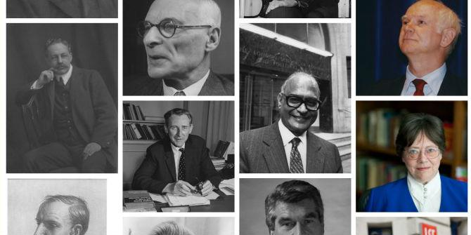 121 years of LSE Directors
