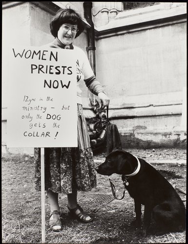 Foundations of Women's Ordination, part 2: First Wave Feminist Theology