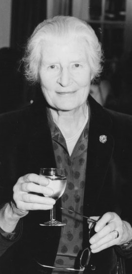 Kit Russell, c1980s. Credit: LSE Library