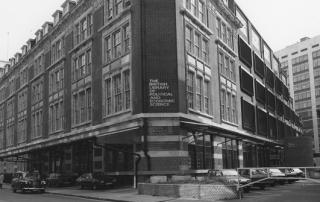 Lionel Robbins Building