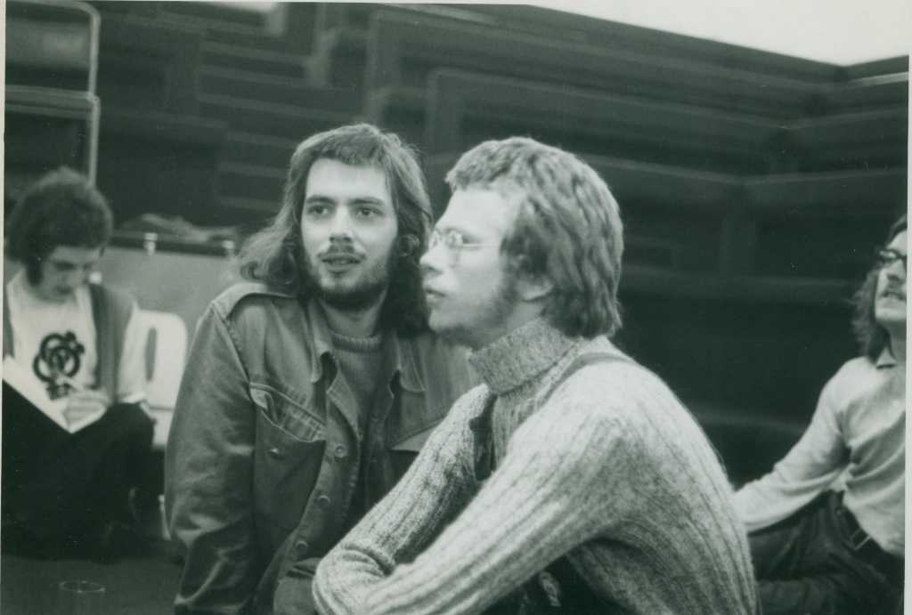 GLF Think-In – Aubrey Walters with Bill Halstead
