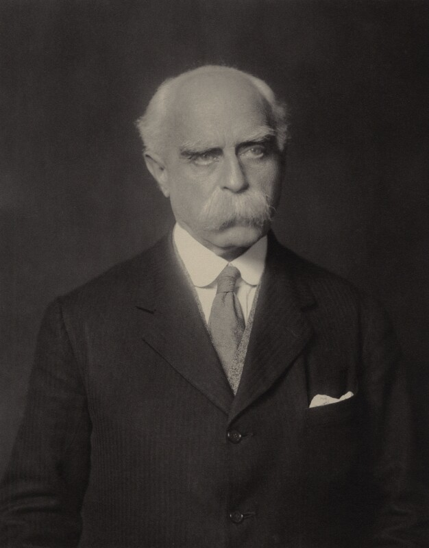 Sir Francis Younghusband. Credit: National Portrait Gallery