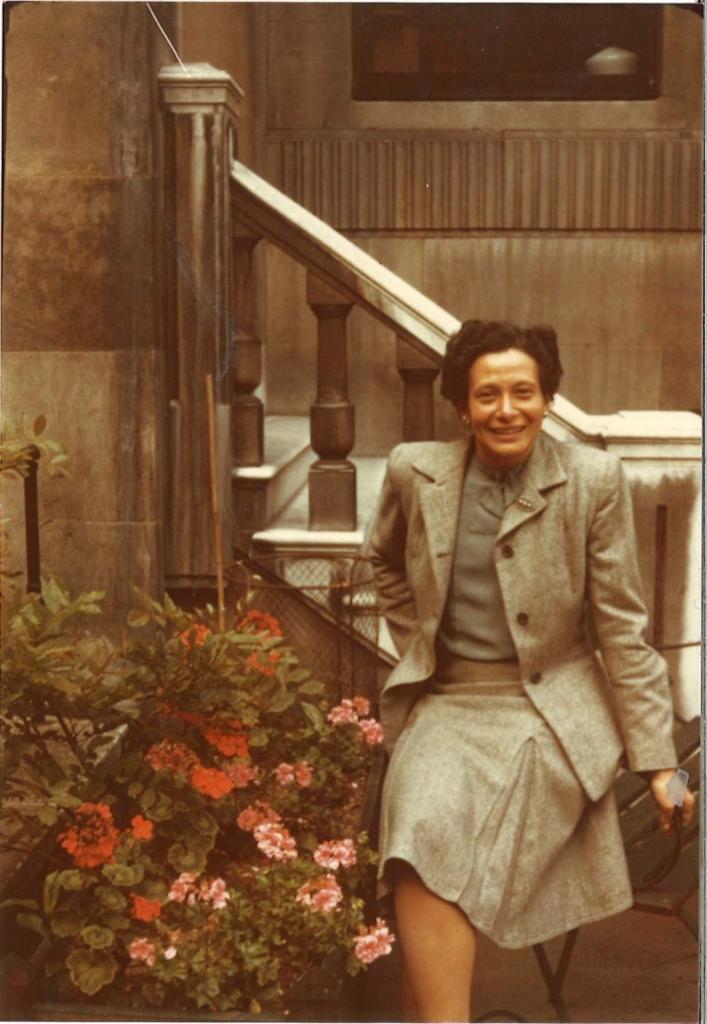 Anne Bohm, 1948