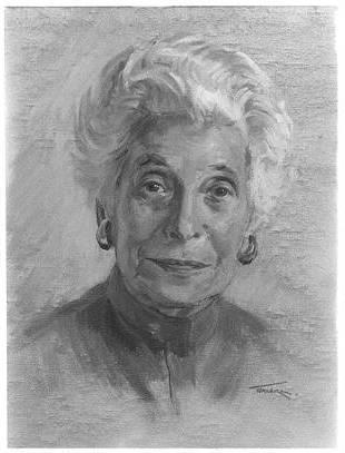 Anne Bohm by June Mendoza