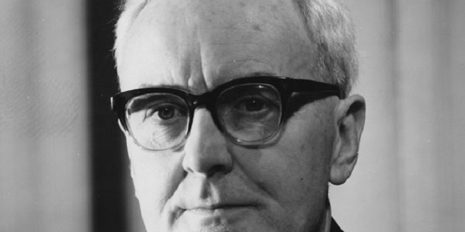 William Threipland Baxter – a tribute to his teaching