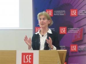 June Barrow-Green. Credit: LSE