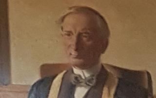 Beveridge portrait