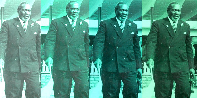Jomo Kenyatta, LSE and the independence of Kenya