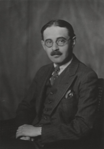Harold Laski by Elliott & Fry. Credit: National Portrait Gallery