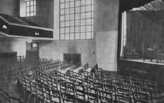 Old Theatre 1930s credit LSE Library