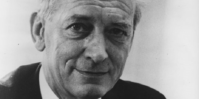 Sir Walter Adams – School Secretary and Director
