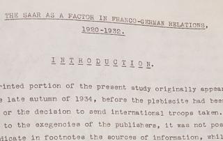 Margaret Lambert's thesis