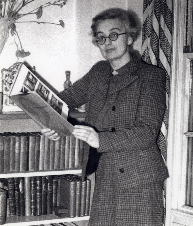 Margaret Lambert. Credit: Compton Verney/Eleanore Breuning