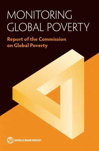 Monitoring Global Poverty report of the Commission on Global Poverty