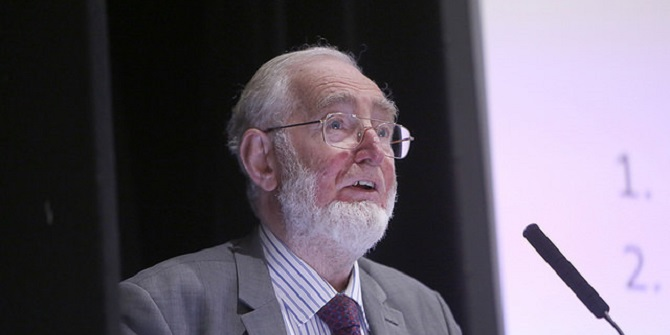 Monitoring Global Poverty – Tony Atkinson and the World Bank