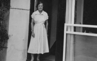 Vera Anstey c1950. Credit: LSE Library