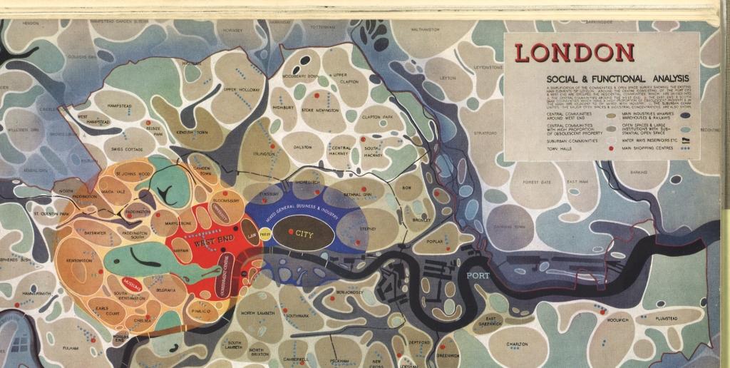 Abercrombie's London Plan