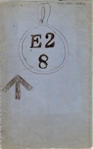 Annie Cobden Sanderson prison diary front cover