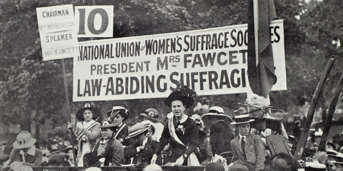 Book Extract: 'Preserving Their Own Memory: Constitutional Suffragism and the Fawcett Society' from Remembering Women's Activism by Sharon Crozier De-Rosa and Vera Mackie
