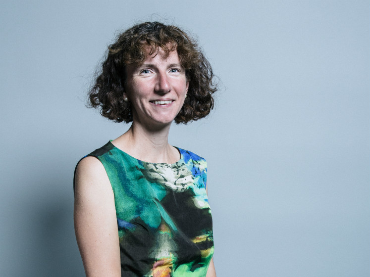 Anneliese Dodds MP official portrait credit UK Parliament