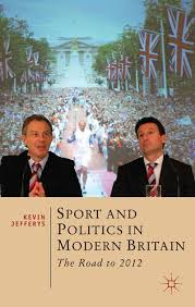 Sports and Politics in Modern Britain cover