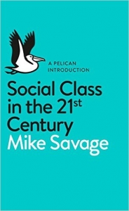 Social Class, Mike Savage